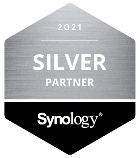 Certification SYNOLOGY Silver partner
